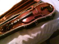 Lewis & Son 3/4 Violin Outfit